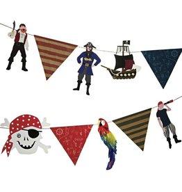 Meri Meri Piraten feestslinger