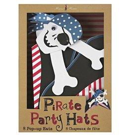 Meri Meri Piraten feesthoedjes