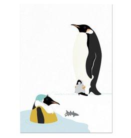 norsuStories Poster Pinguïn