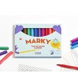 Marky Markers Kleurstiften set