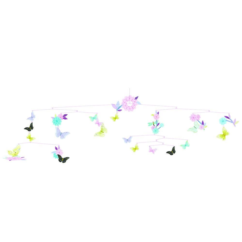 """Djeco - Little BIG Room Mobiel """"vlinders"""""""