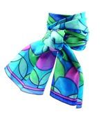 Djeco Zijden sjaal schilderen
