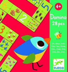 Djeco Domino dieren 1 2 3