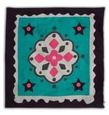 Colorique Chokhi Stamps kussenhoes happy graphic