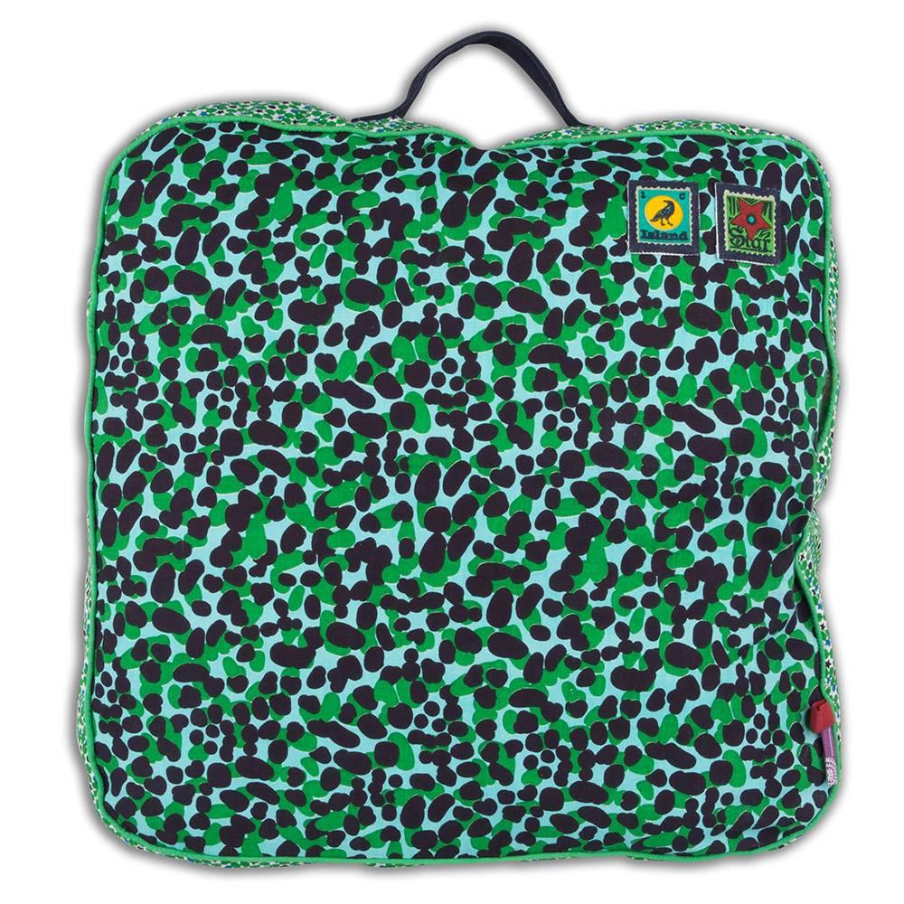 Colorique Chokhi Stamps zitkussen camouflage