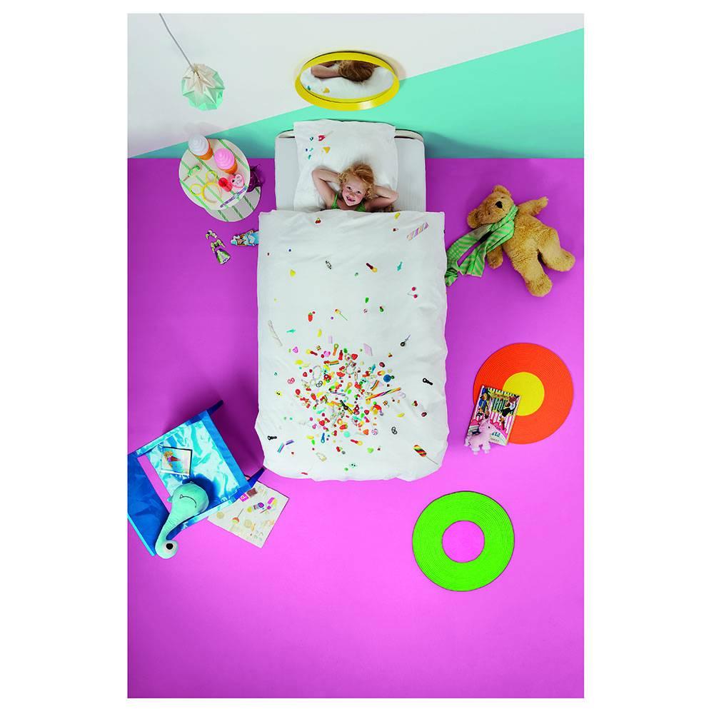 Snurk Snoepjes dekbedovertrek - Candy blast