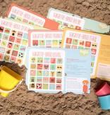 Papiergoed Vakantie bingo Duitsland - Oostenrijk