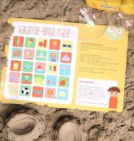 Papiergoed Vakantie bingo Italië