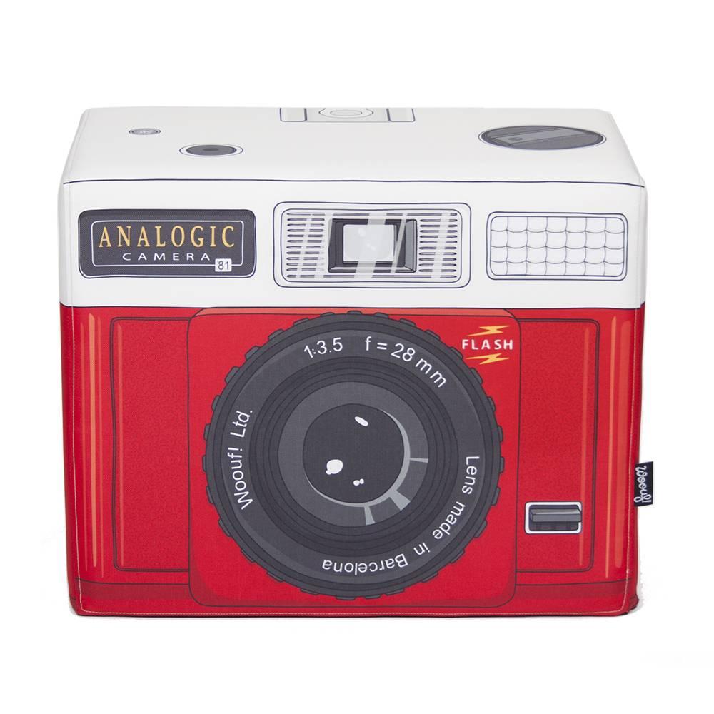 Woouf! Zitzak Analogic Camera