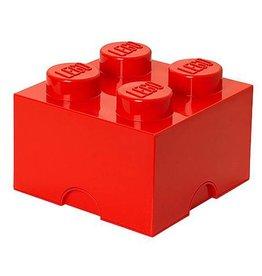 LEGO® Opbergbox Rood - Classic Brick 4