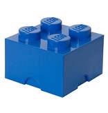 LEGO® Opbergbox Blauw - Classic Brick 4