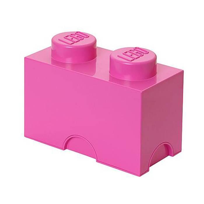 LEGO® Opbergbox Roze - Classic Brick 2