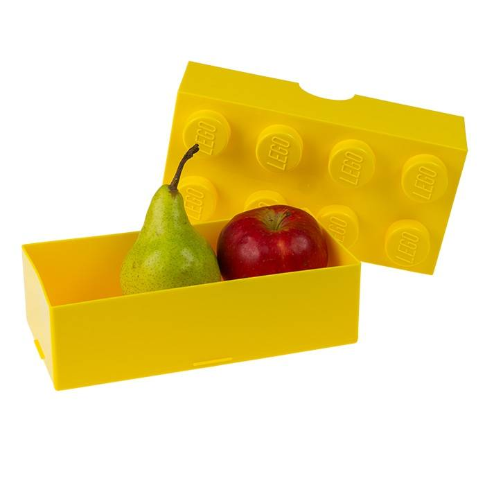 LEGO® Lunchbox geel