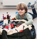 Play&Go Opbergzak - speelkleed Zwart