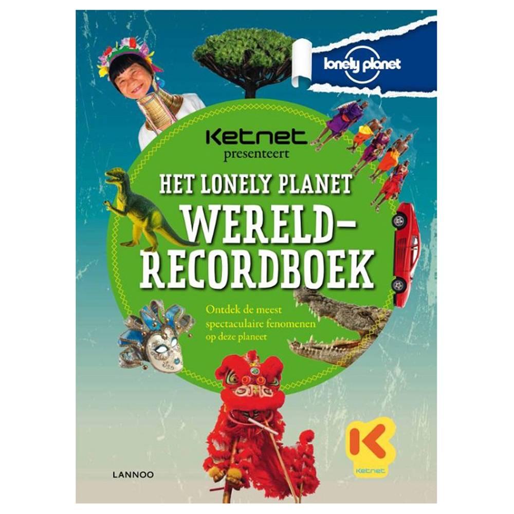 Het Lonely Planet wereldrecordboek