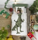 Snurk Dinosaurus dekbedovertrek