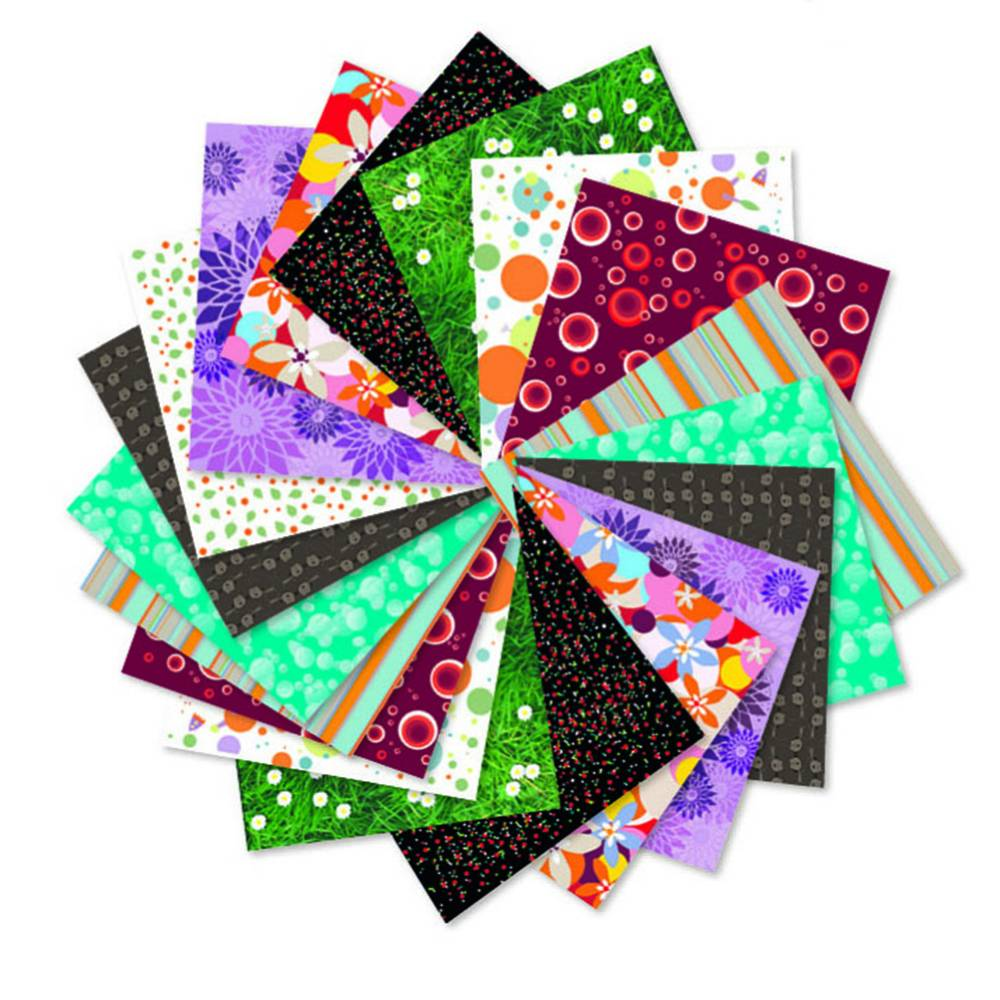 Djeco Origami papier, 100 velletjes