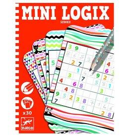 Djeco Sudoku mini logix pocketversie