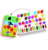 Djeco Edu stick kaartenspel kleuren