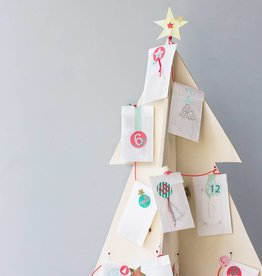 ENGEL. Advent kalender DIY