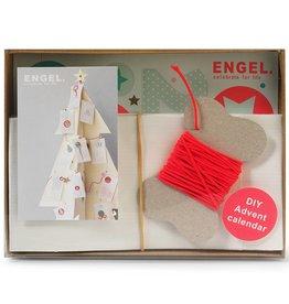ENGEL. Advent kalender DIY