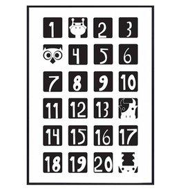 Zoedt Poster Cijfers