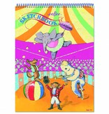 eeBoo Schetsblok Circus