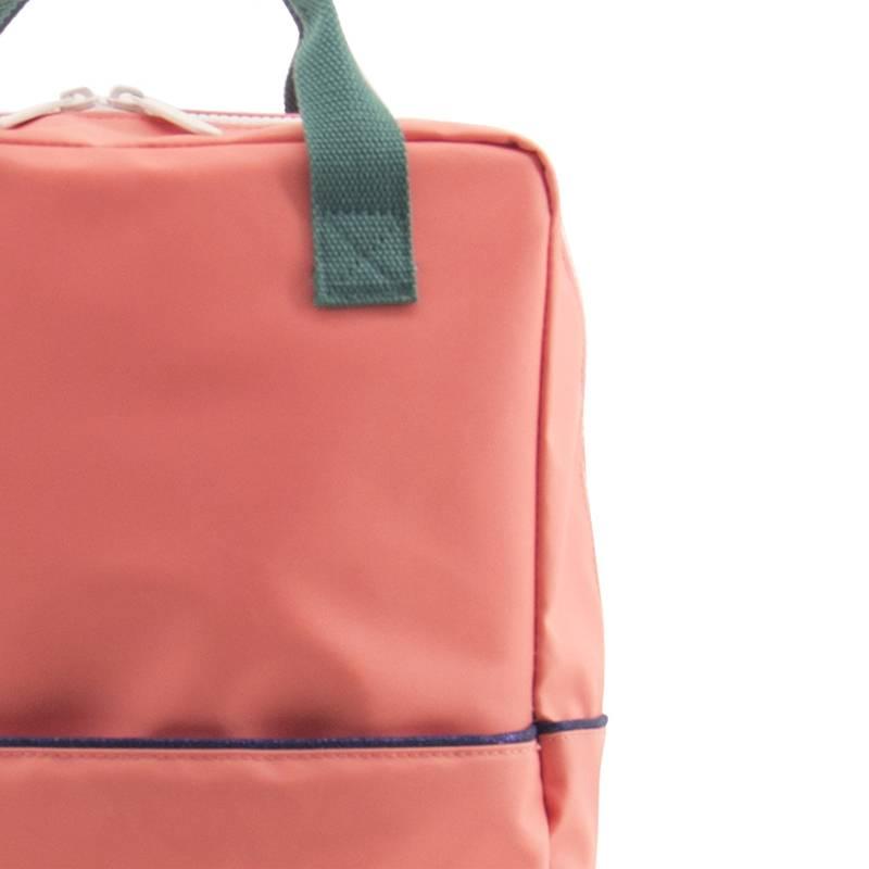 Sticky Lemon Rugzak Peachy Pink - Large