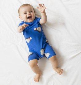 Snurk Baby jumpsuit maat 80 Shuttle