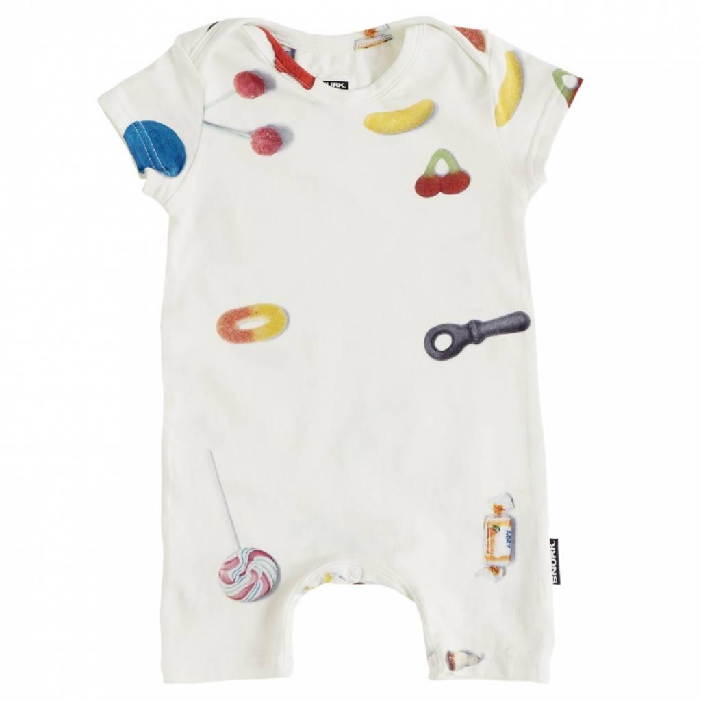 Snurk Baby jumpsuit maat 68 Candy Blast
