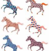 Studio Ditte Paarden behang