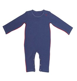 Mambotango Mambotango - Jumpsuit Redline Blauw