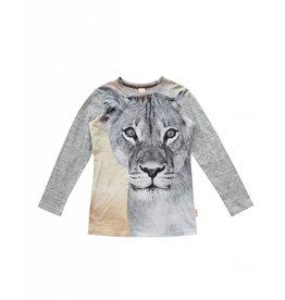 Wild Wild - Longsleeve Leeuw