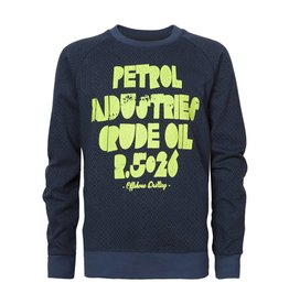 Petrol Petrol - Sweater Petrol Blue
