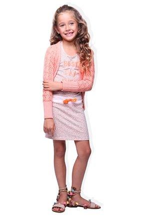 Little Miss Juliette Little Miss Juliette - Kleedje BEST DAY