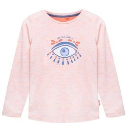 Little Miss Juliette Little Miss Juliette - Longsleeve 'See the World'