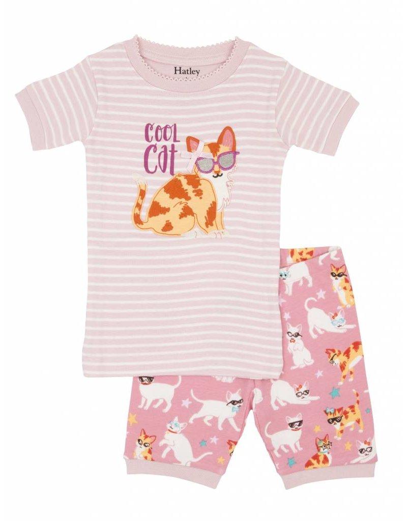 Hatley Hatley - Zomer Pyjama Kat