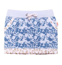 Little Miss Juliette Little Miss Juliette - Rok Gevlekt blauw