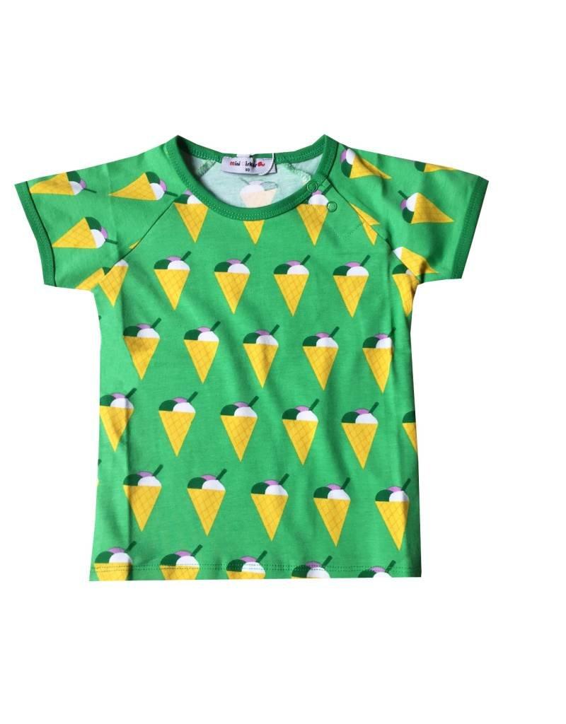 Mini Cirkus Mini Cirkus - T-shirt Ijsjes