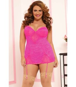 Seven 'til Midnight Candy Cat chemise
