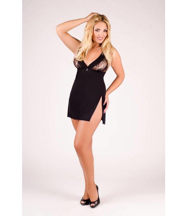 Andalea Short black chemise