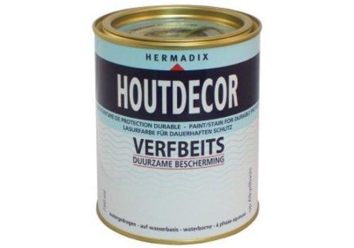 Hermadix Houtdecor Verfbeits Transparant 750 ml