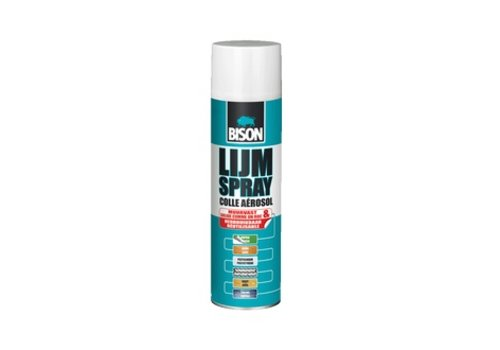 Bison Bison lijmspray 200ml