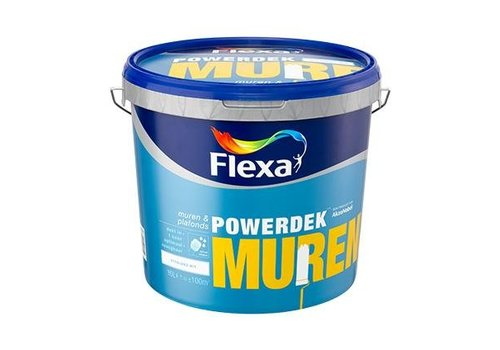 Flexa Powerdek Muren en Plafonds