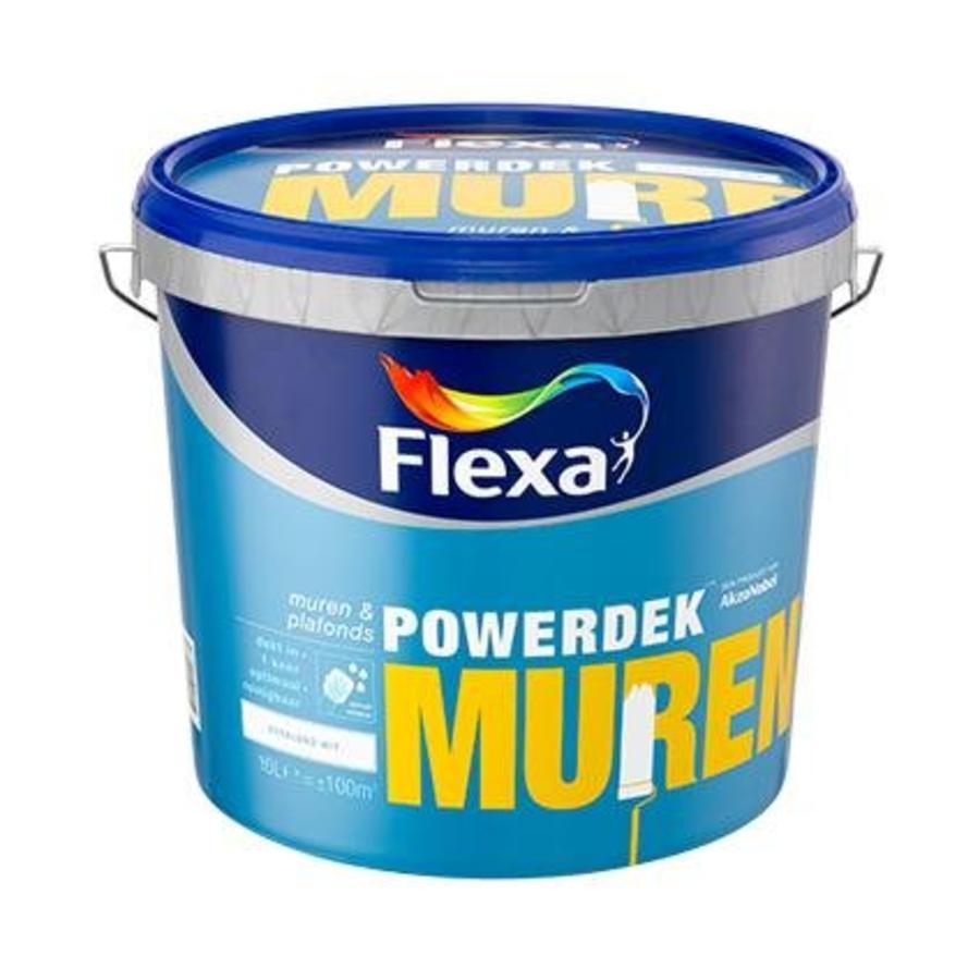 Flexa Powerdek muren & plafond 12,5L - Verfonline-XL.nl - VerfonlineXL