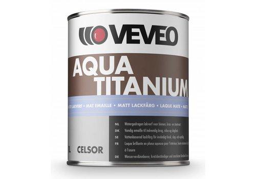 Veveo Celsor Aqua Titanium Mat