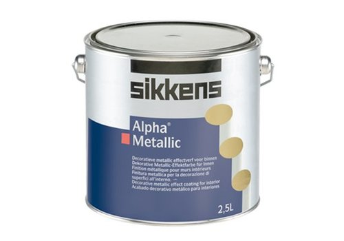 Sikkens Alpha Metallic
