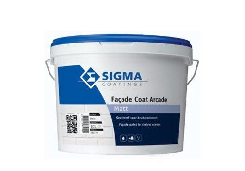 Sigma Façade Coat Arcade Matt