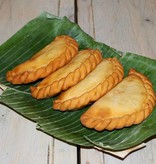 Indische pastei vegetarisch per stuk