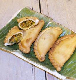 Indische pastei vlees per stuk